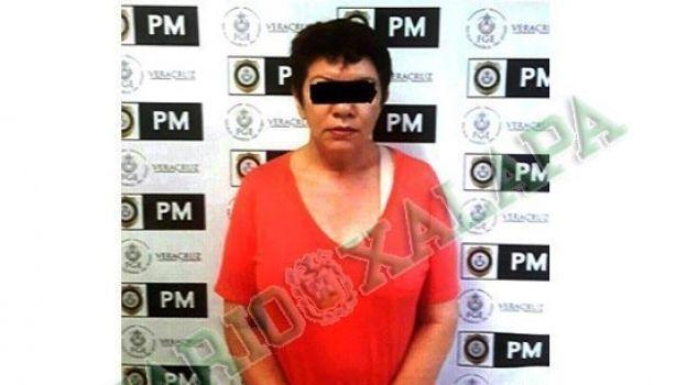 Detienen en Veracruz a la exvocera de Javier Duarte