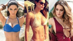 ¡Llenas de sensualidad! Sexys bellezas latinas que provocan bajas pasiones