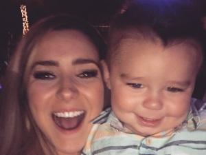 ¡Una belleza! Hijo de Ariadne Díaz enloquece Instagram con emotiva foto