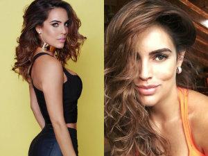 ¡Sara Corrales deslumbra con doble carga de erotismo y sensualidad!