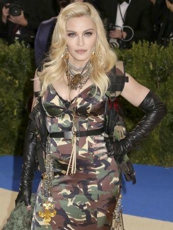 ¡Otra vez! Madonna publica escandalosa foto de su hija