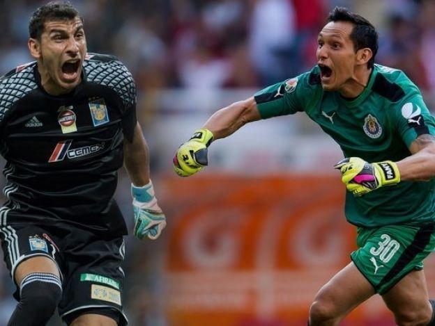 Frente a frente: Nahuel Guzmán vs Rodolfo Cota