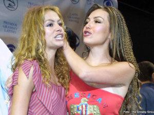 ¿Paulina Rubio arreglaría sus diferencias con Thalía de esta manera?