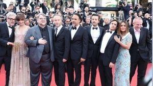 Desfila 'dream team mexicano' en Cannes