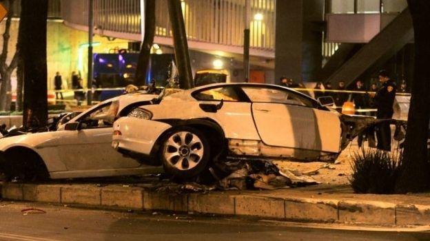 Prisión preventiva a responsable del accidente en Reforma