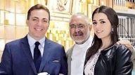 ¡OMG! ¡Verónica Castro no fue a la boda secreta de su hijo Cristian con Carol Victoria!