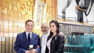 ¡Entérate porqué Verónica Castro no asistió a la boda de su hijo Cristian!
