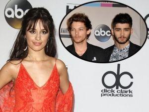 ¡OMG! Ex integrante de One Direction hizo llorar a Camila Cabello