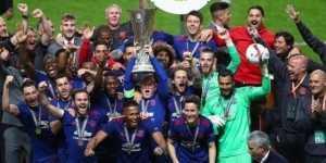 Manchester United, campeón de la Europa League