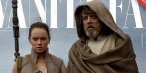 Revelan nuevas imágenes de 'Los Últimos Jedi'