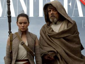 ¡Que la fuerza te acompañe! Revelan nuevas imágenes de 'Los Últimos Jedi'