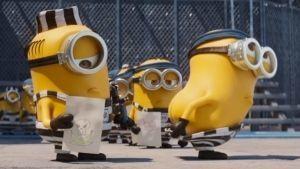 ¡Los 'minions' son arrestados en nuevo tráiler de 'Mi Villano Favorito 3'!