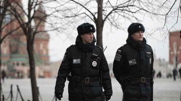 Detienen a 4 terroristas que planeaban atentados en Moscú