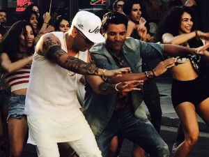 chayanne que me has hecho wisin video musical reggaeton
