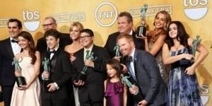 Actriz de 'Modern Family' es criticada por delgadez