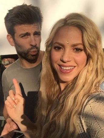 ¡Aww! ¡Piqué confiesa que le encantaría tener una hija con Shakira!
