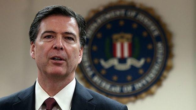 El FBI no dará memorandos de Comey al Congreso