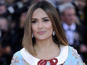 Salma Hayek podría buscar trabajo en México... ¡por problemas con su marido!