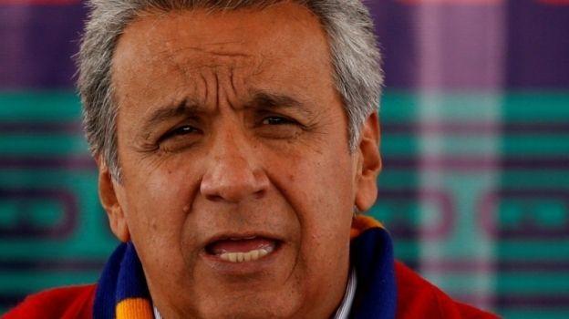 Lenín Moreno pide a Assange no intervenir en política de Ecuador