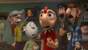 Conoce a los personajes de la divertida película 'Condorito'
