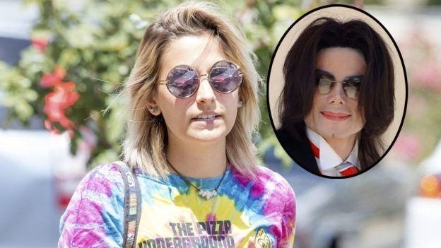 La hija de Michael Jackson es confundida con indigente