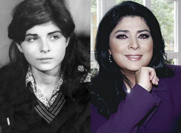 Victoria Ruffo cambió en los últimos años
