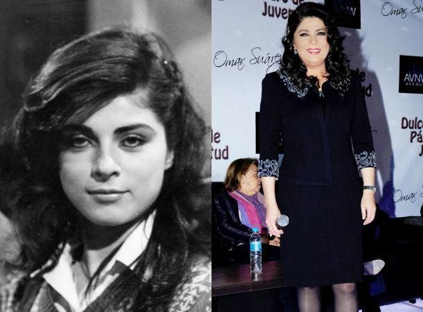 Victoria Ruffo siempre ha sido protagonista de telenovelas