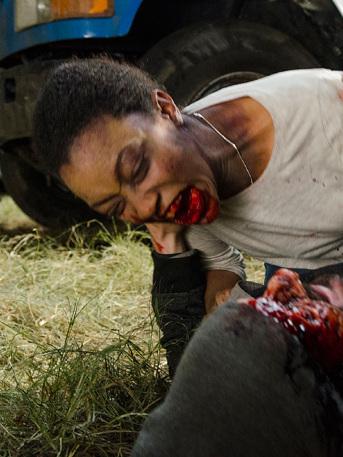 Estas escenas fueron eliminadas de 'The Walking Dead' por extrañas razones