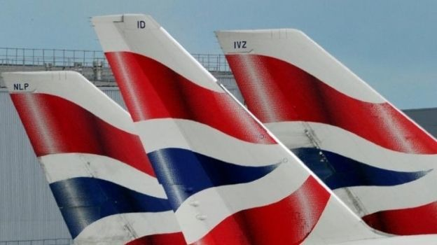 Caída informática de British Airways afecta a viajeros