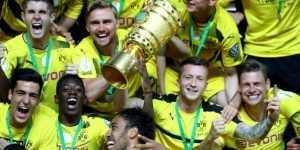 ¡Borussia Dortmund, campeón de la Pokal!