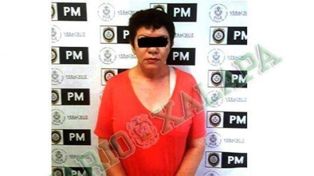 Juez sujeta a proceso a exvocera de Javier Duarte