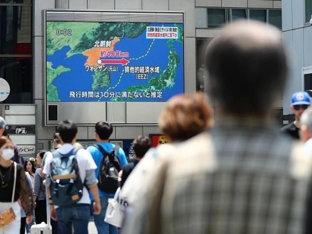 Trump: Último lanzamiento de misil de Corea del Norte, 'falta de respeto'