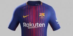 El nuevo uniforme del Barça