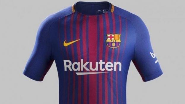 Barcelona presenta su nuevo uniforme donde predomina el color azul; será fabricado con material reciclado