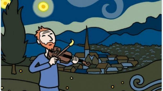 'Vincent', el cómic para descubrir los últimos años de Van Gogh