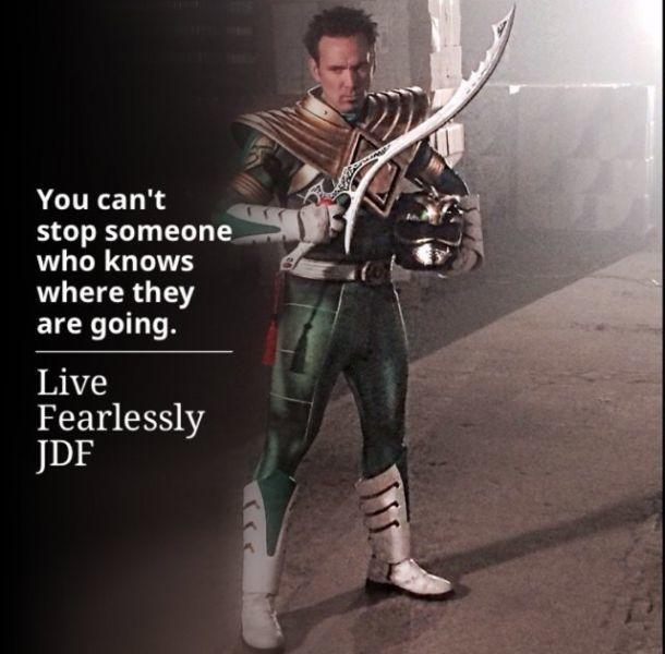 Jason David Frank pudo haber sido atacado en la Comicon