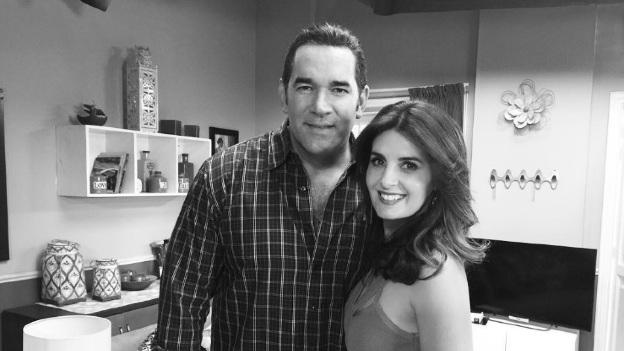 Mayrín Villanueva trabajará con Eduardo Santamarina en la nueva temporada de Vecinos