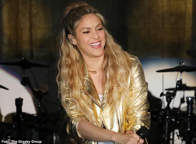Shakira lanza con éxito su más reciente disco llamado El Dorado