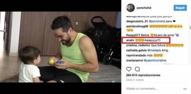 Anahí cayó rendida ante los encantos del hijo de Alfonso Herrera