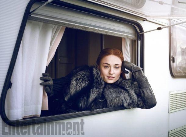 Sansa Stark impactará en la séptima temporada de Game of Thrones