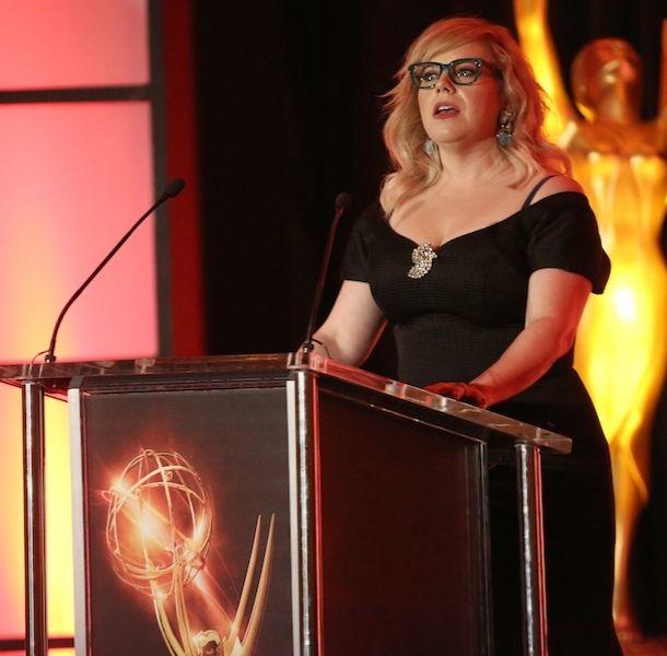 Kirsten Vangsness amenaza con dejar la serie 'Mentes Criminales