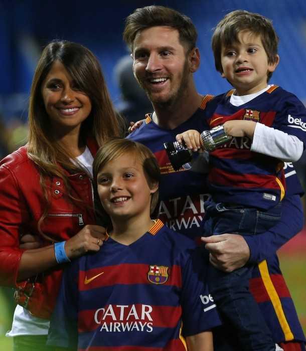 Shakira cuenta la verdad sobre su relación con la esposa de Messi