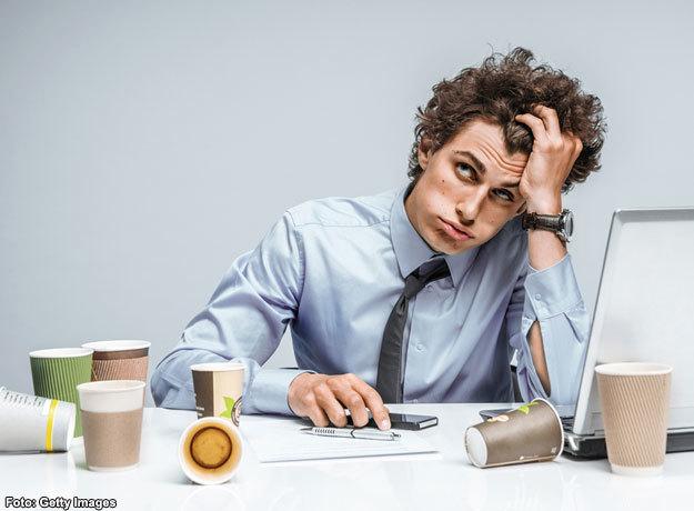 El estrés provoca mal olor en las personas