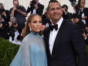 Jennifer Lopez y Alex Rodríguez comparten adorable foto familiar
