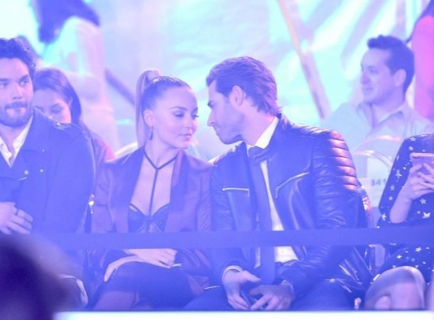 Angelique Boyer está muy enamorada de Sebastián Rulli