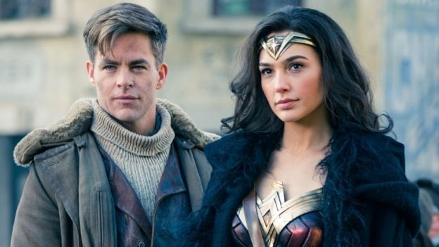 75 años de esta heroína — Wonder Woman Day