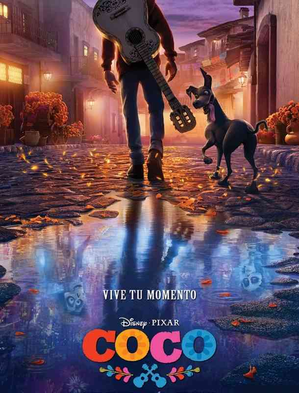 Revelan nuevo póster de la película