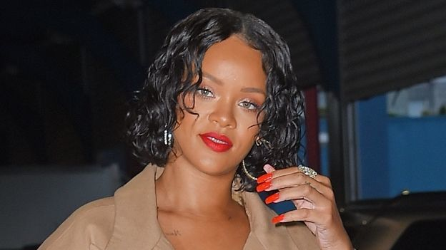 Así respondió Rihanna cuando la llamaron gorda
