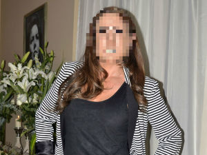 ¡Con pistola en mano! Sexy actriz de telenovelas sufre violento asalto