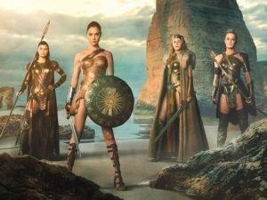 ¡Estos personajes de Mujer Maravilla aparecerán en Liga de la Justicia!